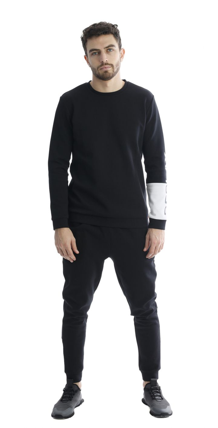 חליפת מכנסי טרנינג 2 חלקים