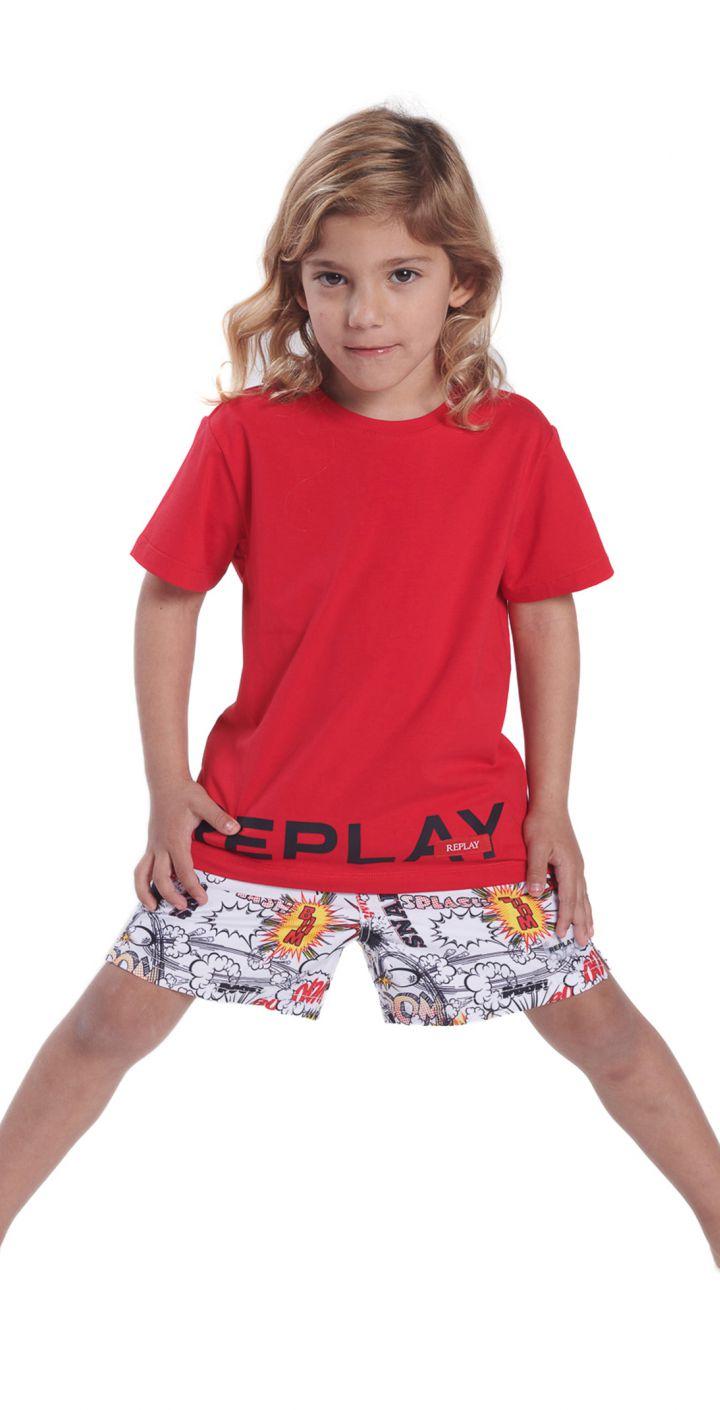 בגד ים הדפס ילדים