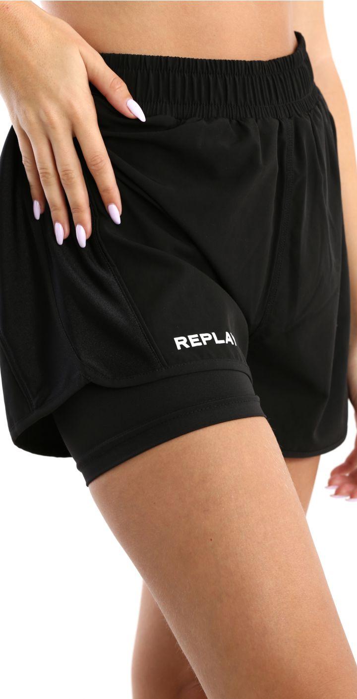 מכנסיים קצרים גומי נשים