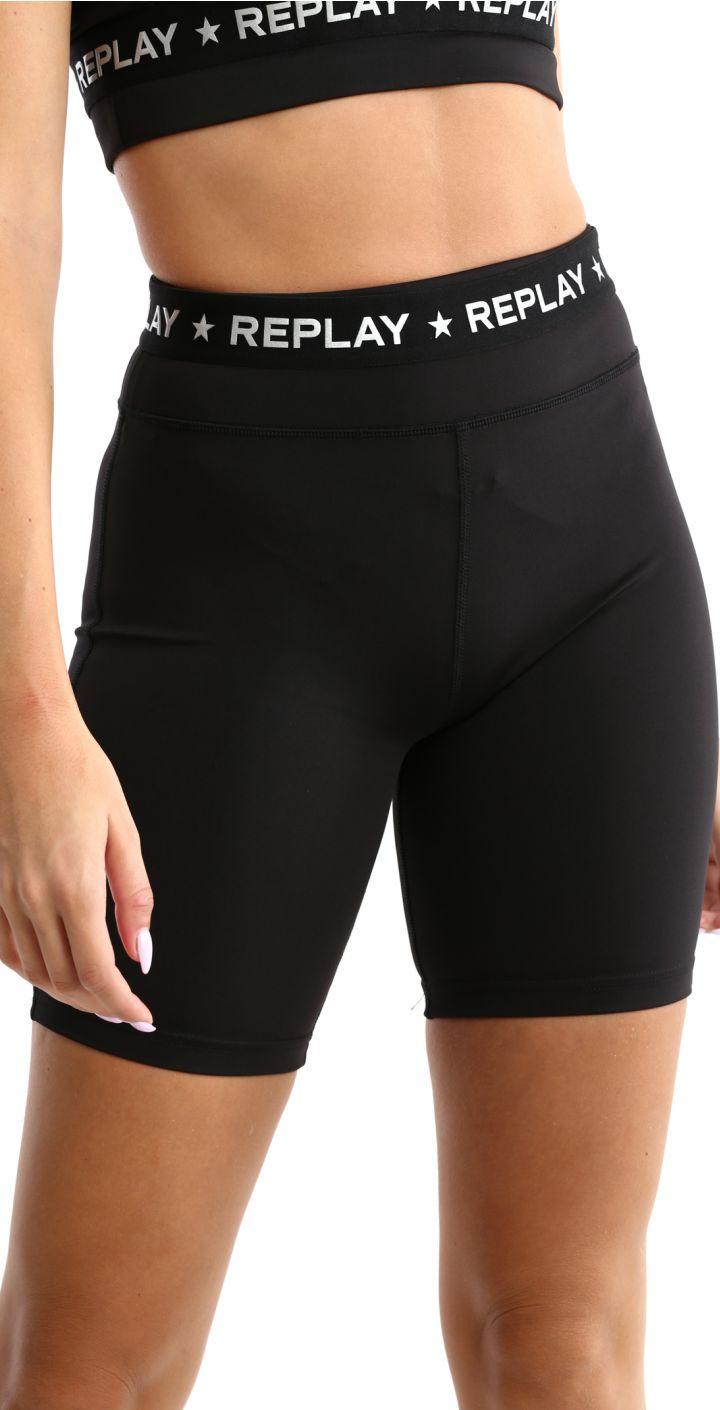 טייץ בייקר לוגו חגורה נשים