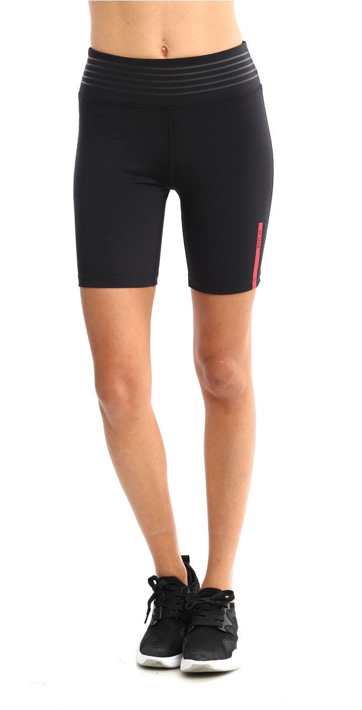 טייץ מכנסי טרנינג לוגו נשים