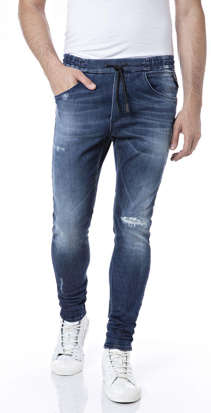 ג'ינס MILANO ANTIFIT SUPER SLIM גברים