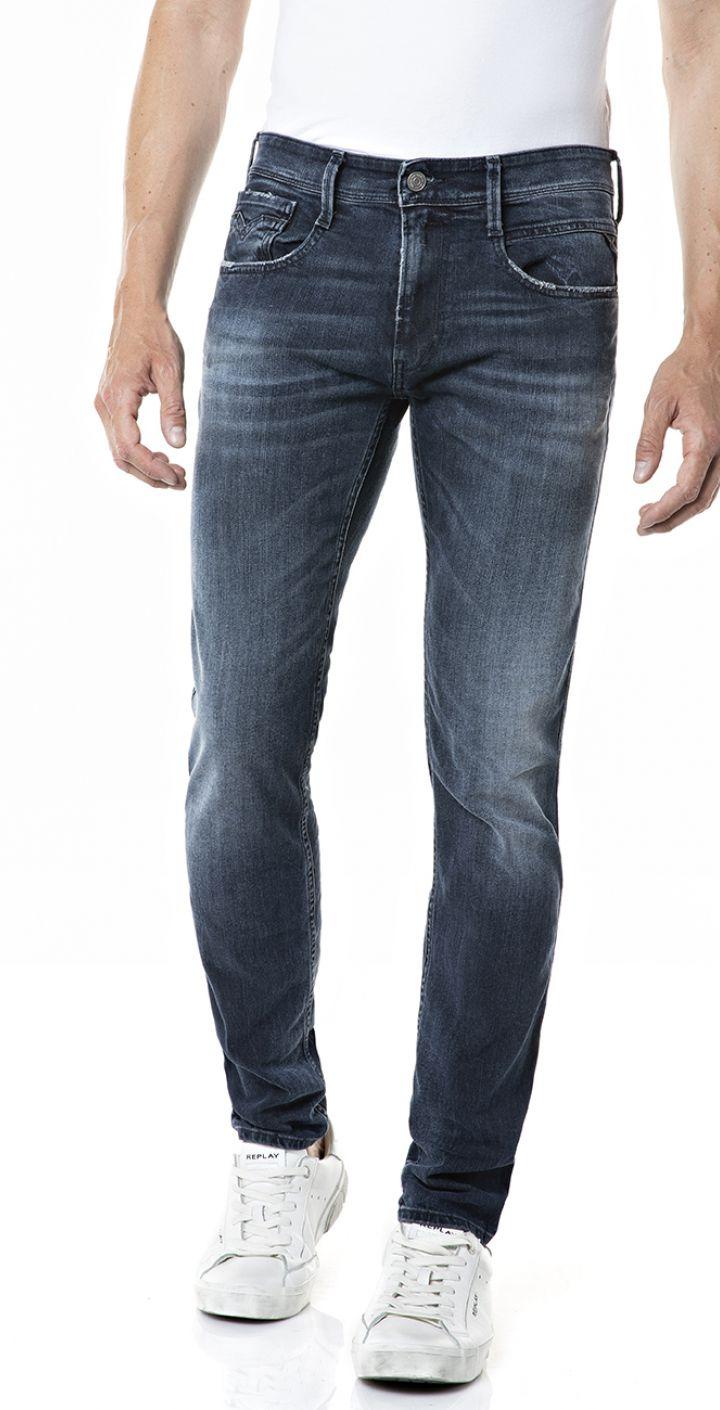 ג'ינס ANBASS SLIM גברים