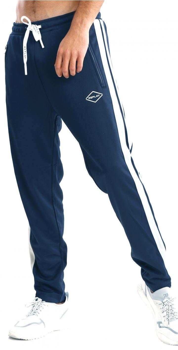 מכנסי טרנינג עם לוגו גברים