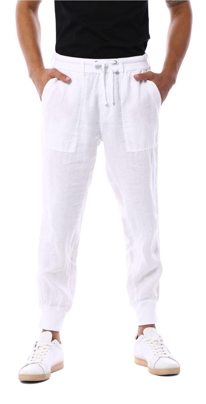 מכנסי פשתן גברים