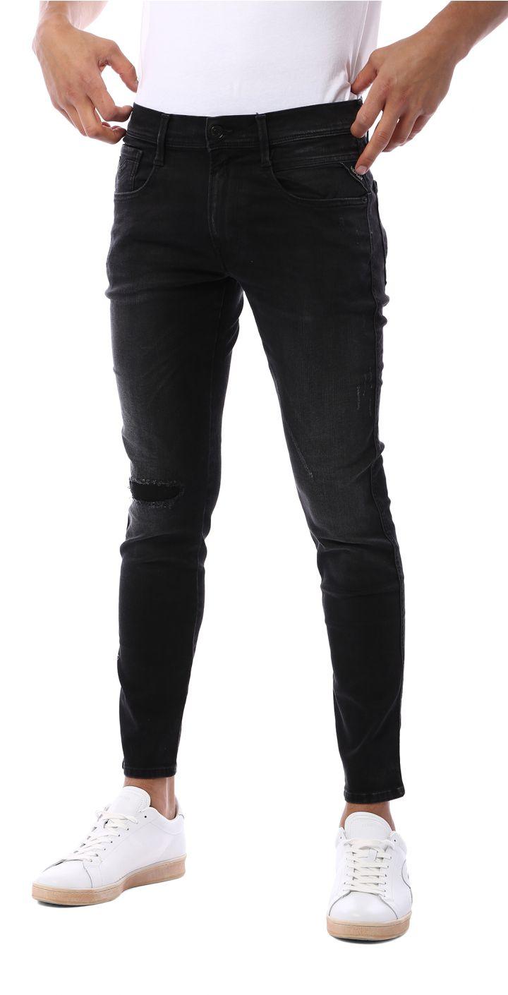 ג'ינס בגזרת BRONNY SUPER SLIM גברים