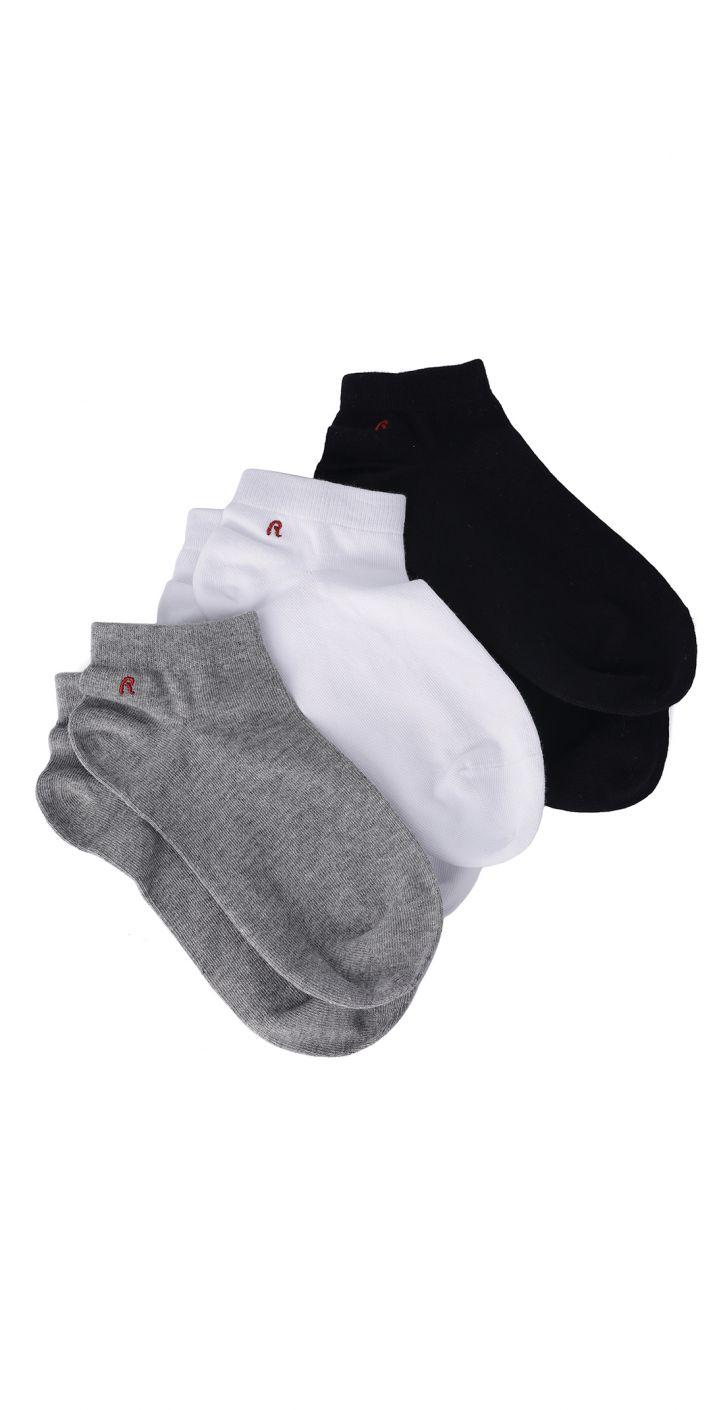 מארז 3 זוגות גרביים פוטי נשים 36-41