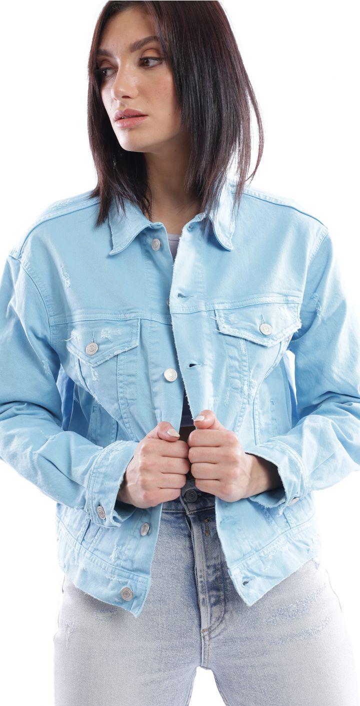ג'קט ג'ינס נשים