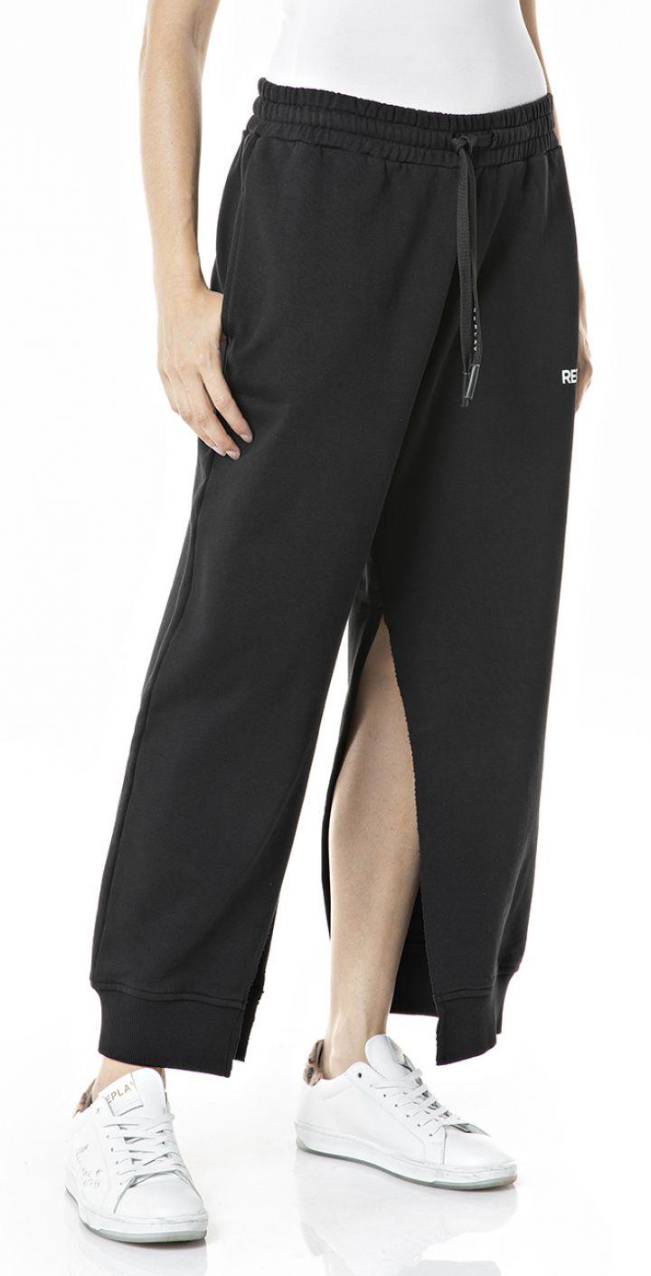 מכנסיים עם פתחים נשים