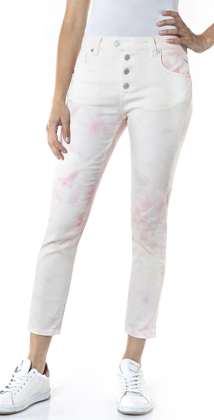 מכנסיים עם כפתורים טאי דאי נשים