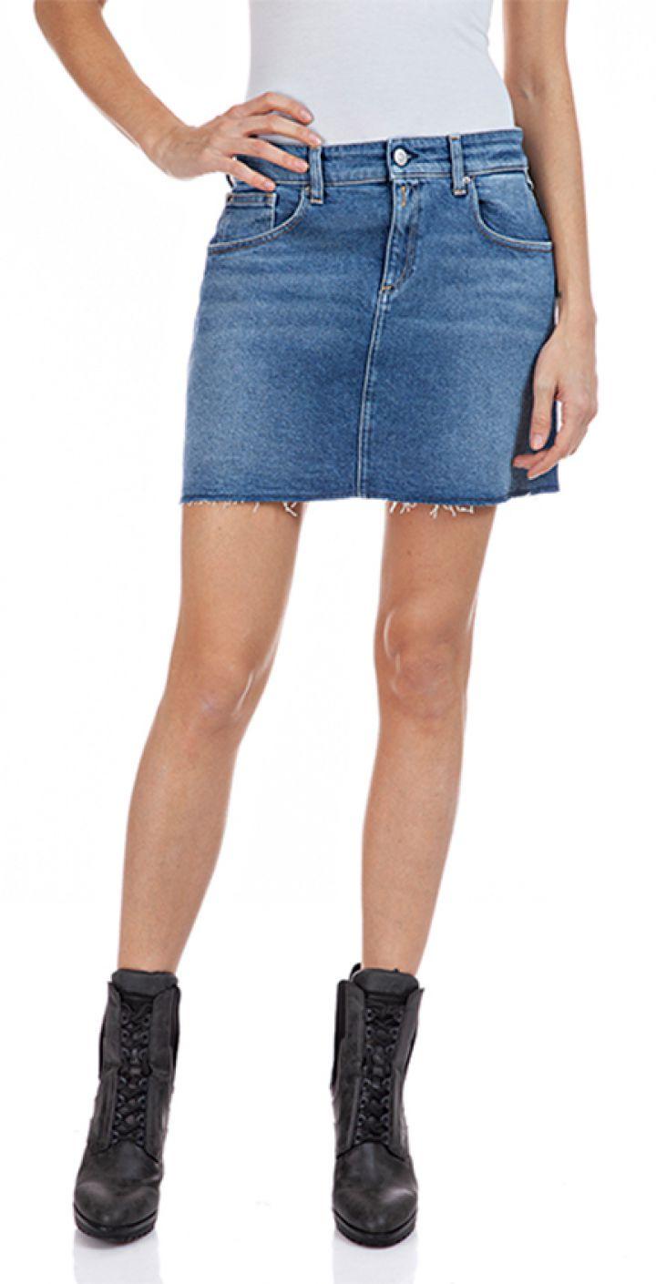 חצאית ג'ינס נשים