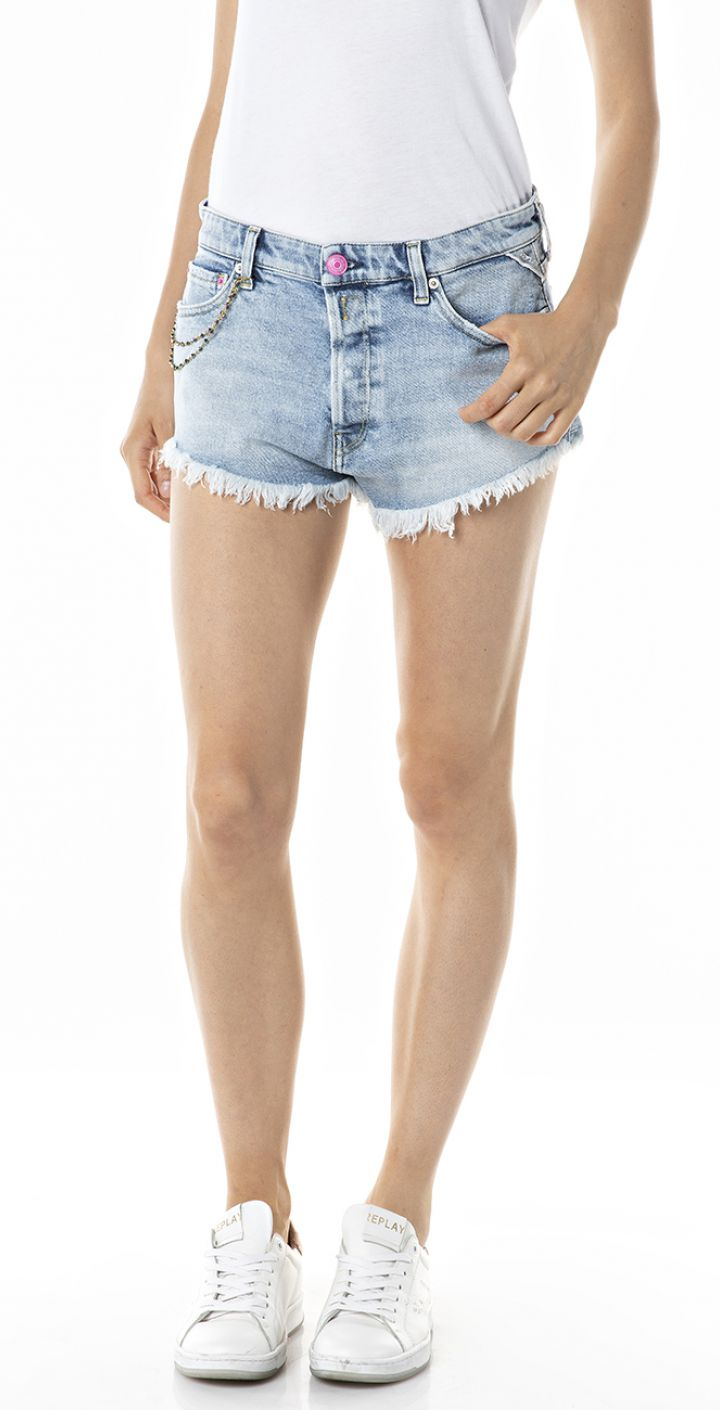 ג'ינס קצר נשים